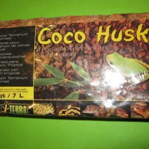 Hagen кокосовая крошка Husk Brick 7 л