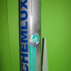 Клей Chemlux 9013 прозрачный и черный