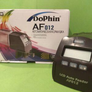 Dophin Автокормушка DOPHIN AF012 (KW) с дисплеем на 1-5 кормлений в сутки
