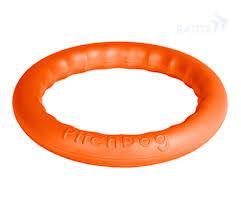 PitchDog 30 — Игровое кольцо для аппортировки d 30 оранжевое