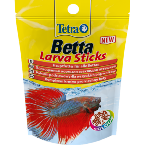 TetraBetta LarvaSticks 5г