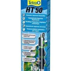Tetra HT 50 терморегулятор 50Вт для аквариумов 25-60 л