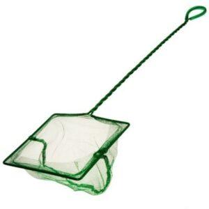 Сачок 12″ Long Net Green  (30 см.) с длинной ручкой (KW)
