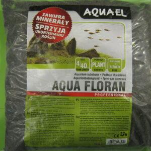 AQUAEL Aqua floran 4 л.  грунт для растений