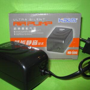 Hidom HD-500 Компрессор, 2.0 W, 1.5лмин., одноканальный