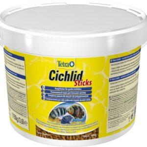 TetraCichlid Sticks 10 л (ведро) 2900гр
