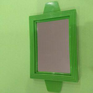 Зеркало для попугая квадрат Рэд пласт