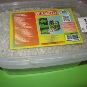 Цеолит натуральный 3300мл. (наполнитель для фильтра, поглощает продукты жизнедеятельности рыб: аммиак, нитрат