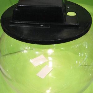 Светильник для аквариума 24/10л Д22, крышка