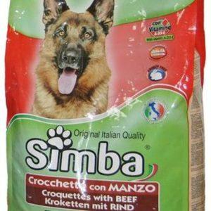 Корм сухой Monge Simba Dog , для собак, с говядиной, 10 кг.