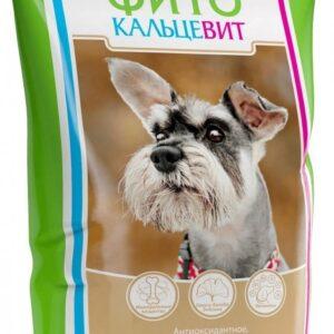 Фитокальцевит для пожилых собак 500 гр.