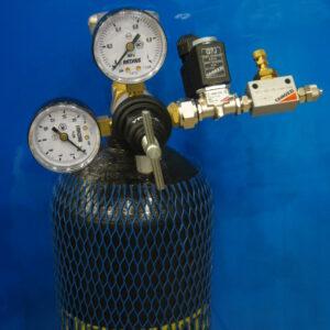 Оборудование для подачи СО2 в аквариум