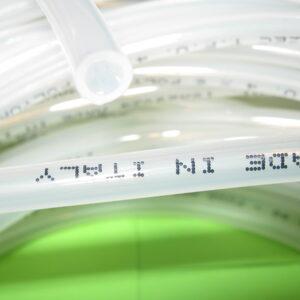 Трубка полиуретановая TPU6/4 (прозрачная, Рраб=13бар)для системы CO2