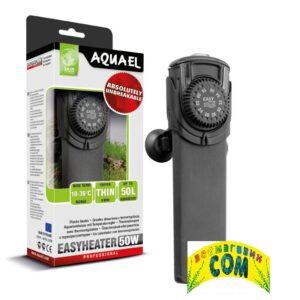 AQUAEL 25 Вт.  EASY HEATER  электронный пластиковый нагреватель