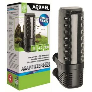 AQUAEL ASAP FILTER 300 4,2 W, 300 л./ч.,аквариум