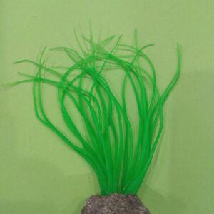 Decor 232 Силиконовый коралл, зеленый 3*3*13 (Barbus)