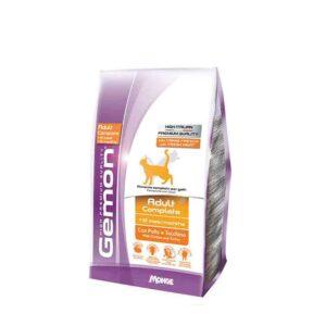 Gemon Cat корм для взрослых кошек с курицей и индейкой 1,5 кг