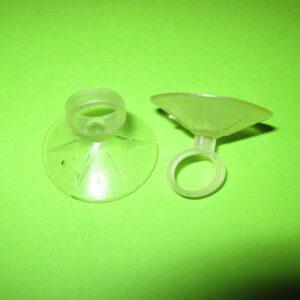 Присоска силиконовая 008 с маленьким кольцом