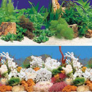 Фон 9029/9066, «Белый коралл/Оазис»