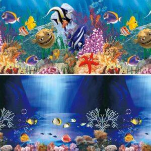 Фон 9081/9093, «Синяя сказка/Океанский риф»