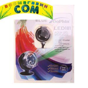 LED101-BLUE (KW) Светодиодная подсветка голубая