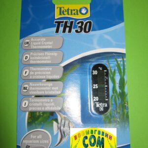 Tetra TH 30 термометр (наклеивается на стекло) от 20-30°C