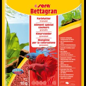 SERA Корм для рыб BETTAGRAN 10 г (пакетик)