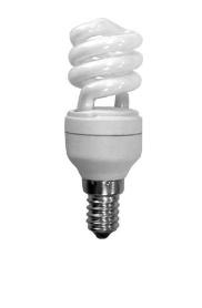 Лампа энергосберегающая Ecola SP E14 9W 4000 90×31 Mini Half Z4FV09ECB