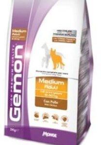 Gemon Dog Medium корм для взрослых собак средних пород с курицей 3 кг