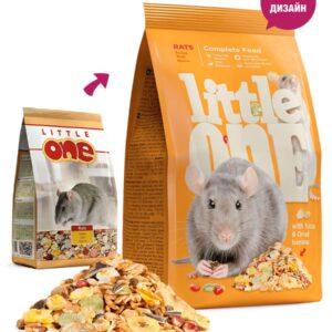 LITTLE ONE для крыс 400 гр