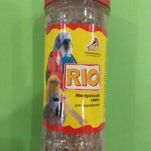 RIO Минеральная смесь для всех видов птиц 600гр.