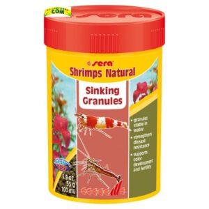 SERA Корм для креветок SHRIMPS NATURAL100мл (55г)