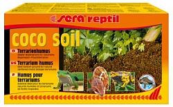 SERA Террариумный грунт reptil coco soil