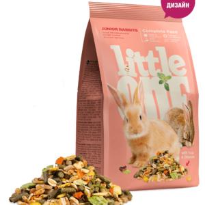 LITTLE ONE для молодых кроликов 400 гр