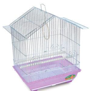 TRIOL 312А Клетка для птиц цинк 270*190*290мм