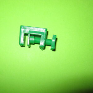 BARBUS Зажим пластиковый для трубки Ф-4мм
