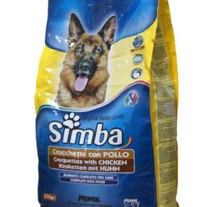 Корм сухой Monge «Simba Dog», для собак, с курицей, 10 кг