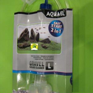AQUAEL Грунтоочиститель L 33 см