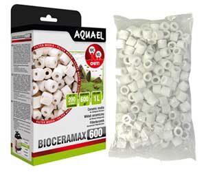 AQUAEL биокерамика PRO 600 объем — 1000мл