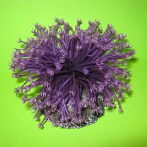 Коралл SH 297 (PU) фиолетовый из латекса (Canal) 10x10x9см