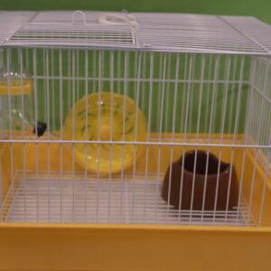 АЛИСА Клетка для грызунов №4 35*28*25