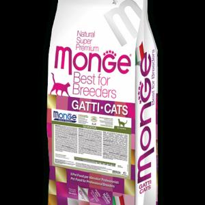 Monge PFB Cat Sensitive корм для кошек с чувствительным пищеварением 10 кг