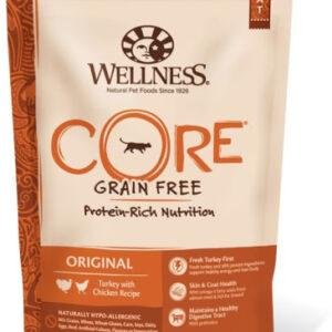 Wellness CORE корм из индейки с курицей для взрослых кошек 300 г