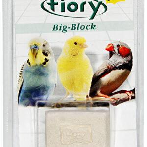 FIORY био-камень для птиц Big-Block с селеном 55 г