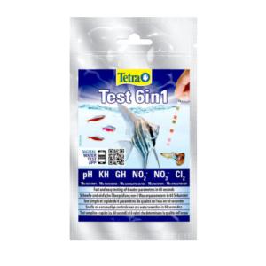 Tetra тест 6 в 1 10 шт.