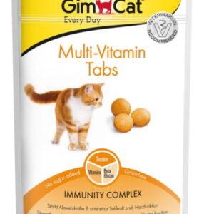 GIMCAT Мультивитамин табс 40г