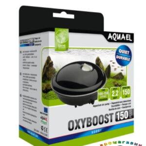AQUAEL Компрессор OXYBOOST 150 plus, 2.2w,150л/ч., до 150 литров