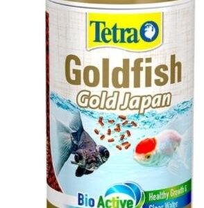 TetraGoldfish Gold Japan премиум-корм в шариках для селекционных золотых рыб 250 мл
