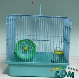 АЛИСА 026 # клетка для грызунов 27,5*50,5*26,5см