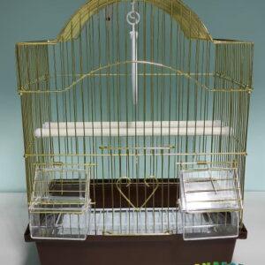 №1 А 113 G клетка для птиц 30*23*39см